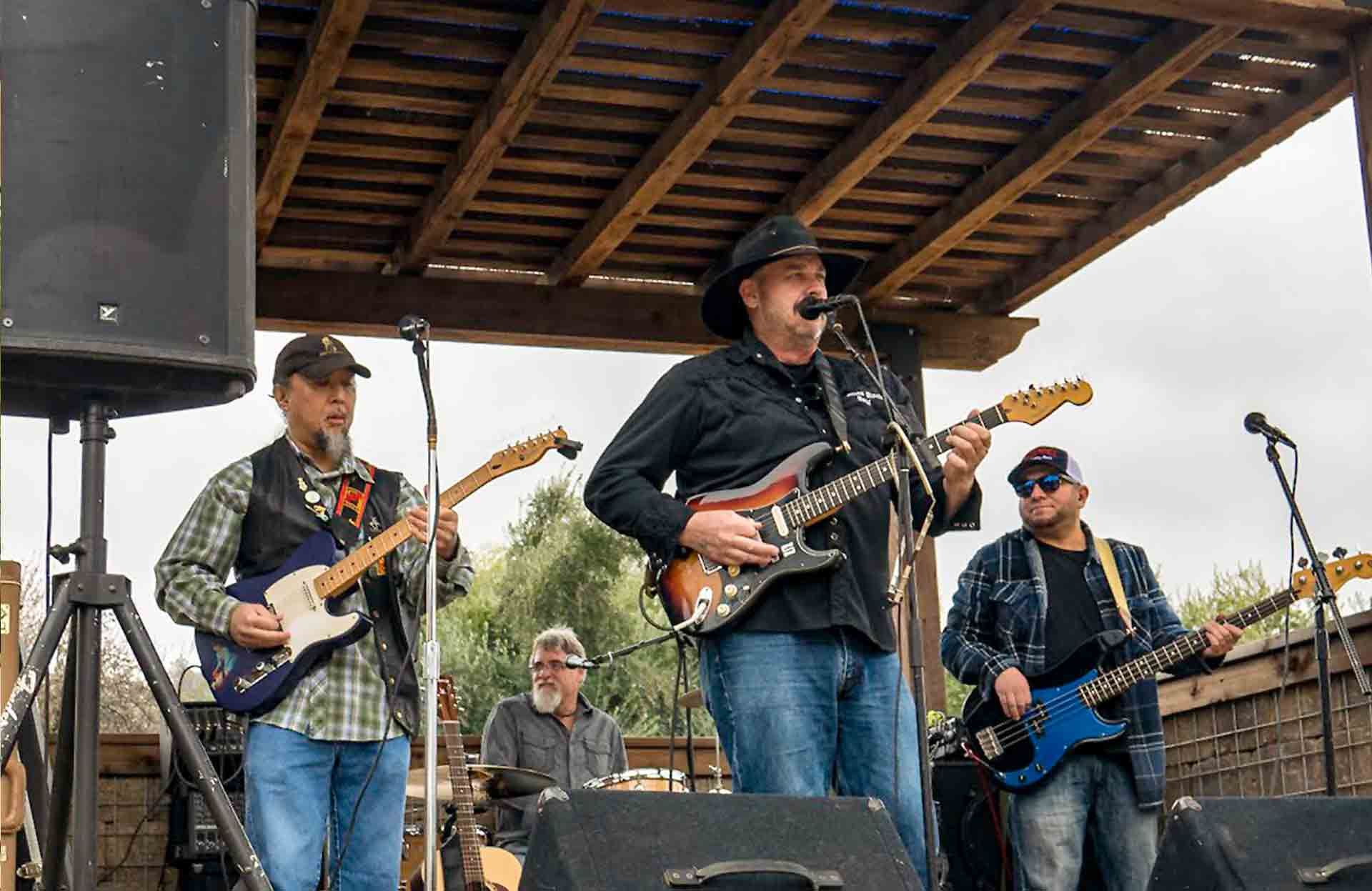 Enjoy Live Music at Taber Ranch