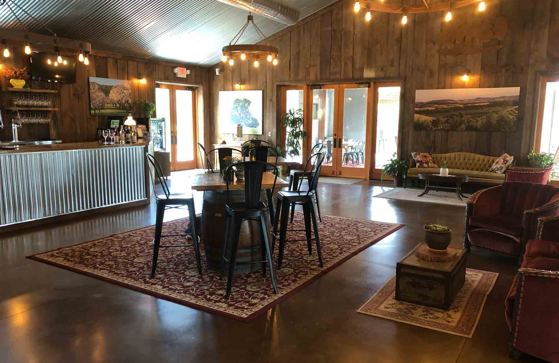 The Tasting Room at Taber Ranch